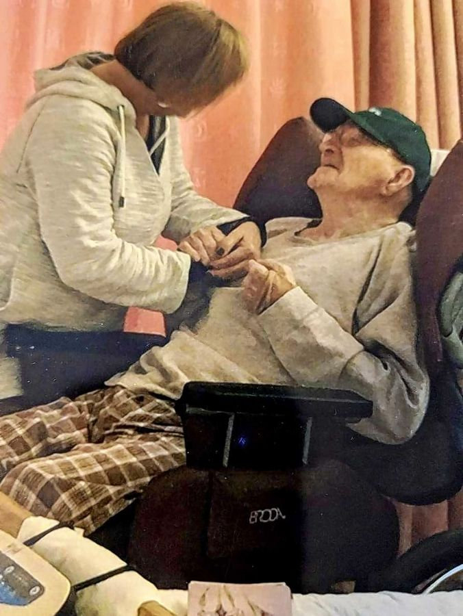 "Suffering from Alzheimer's disease and living in a Pennsylvania nursing home, Richard ""Al"" Sheredy recognized Wauconda's Shirley Wojcicki, the daughter he left shortly after her birth in 1954. Wojcicki says she understands and forgave Sheredy, who died 11 weeks later."