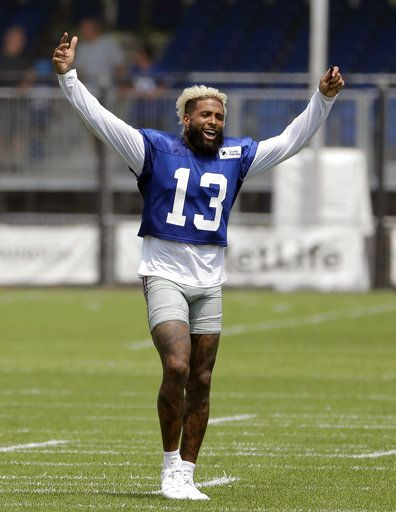 Giants head into 2018 with no Super Bowl hype