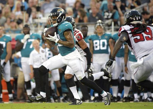 898f66c3 Jaguars receiver Moncrief takes on bigger role without Lee