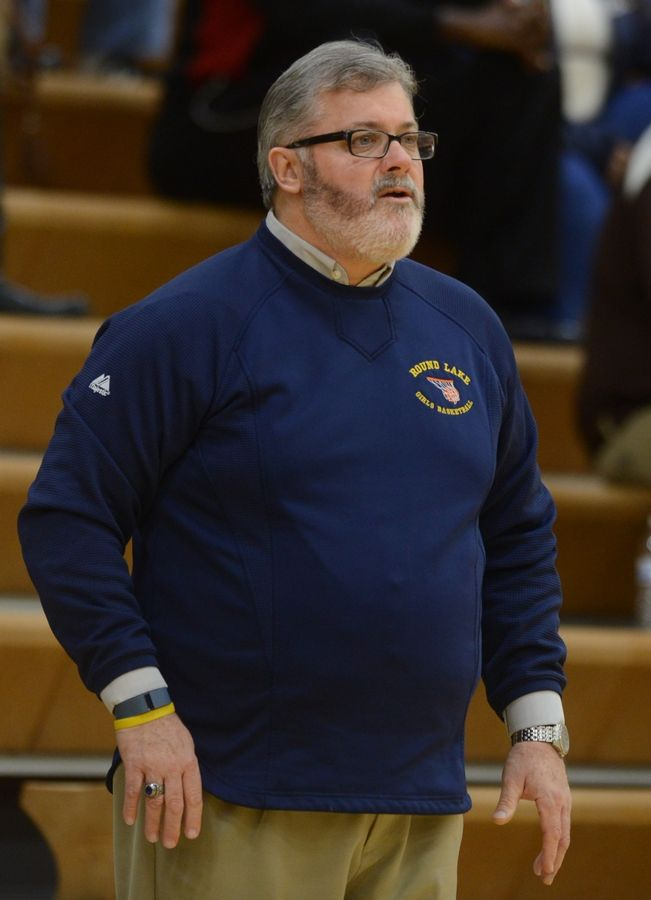 Longtime Round Lake coach Howard Conkling is being inducted to the Lake County High School Sports Hall of Fame.