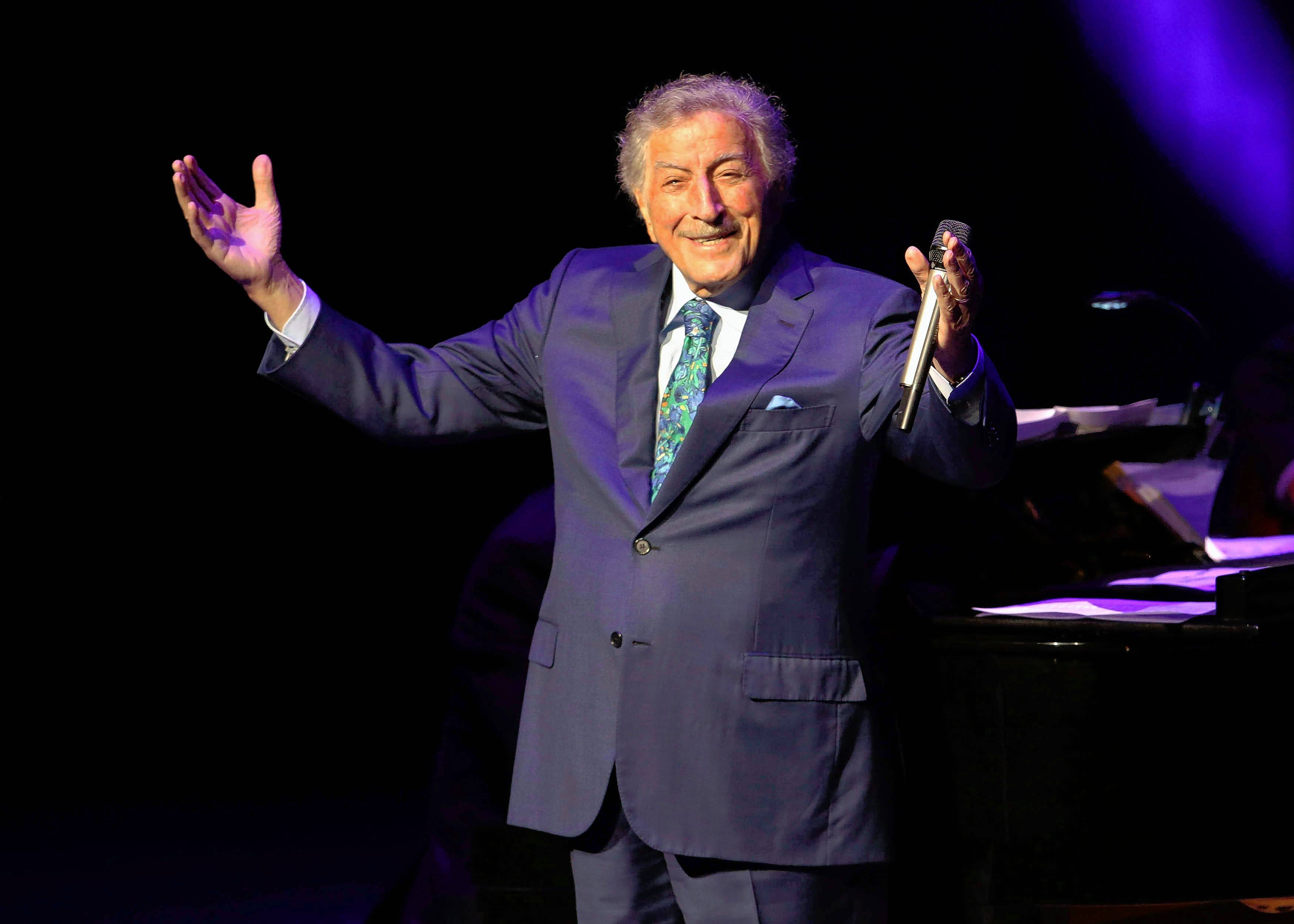 Tony Bennett and his daughter, Antonia, return Saturday, Sept. 8, to perform at Ravinia in Highland Park.