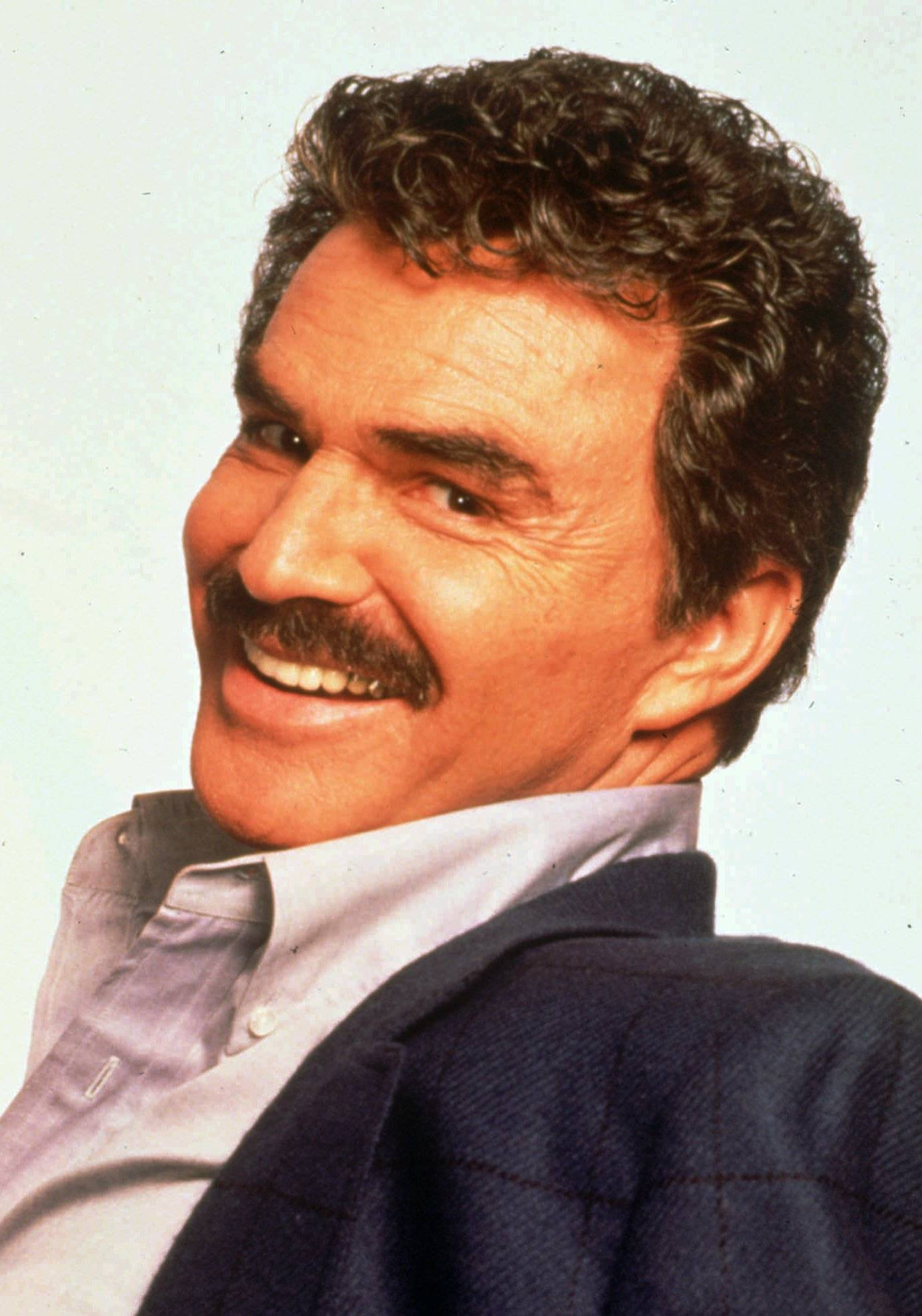 Undated file picture of american actor Burt Reynolds.