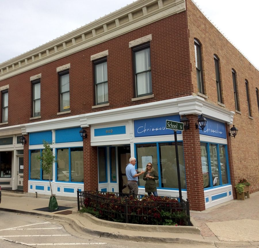 Libertyville Brothers Realize Dream Of Opening New Restaurant