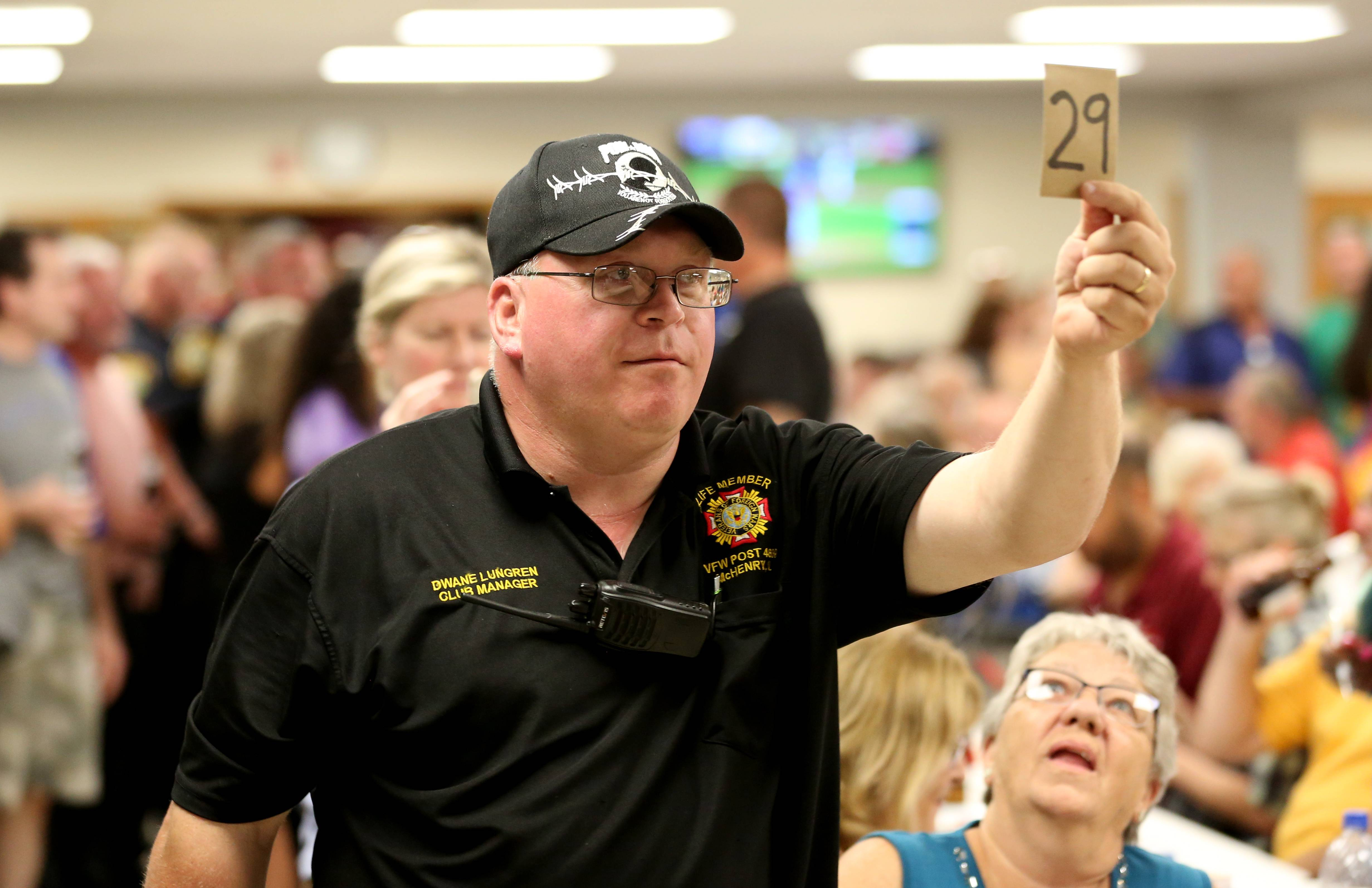 McHenry VFW announces endgame plan for Queen of Hearts raffle