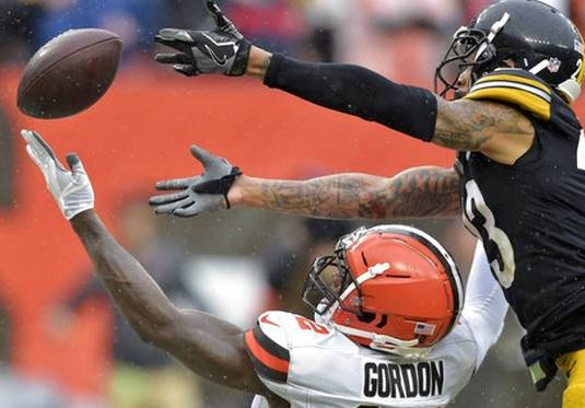 Articles filed under associated press no win situation browns cant finish in tie with steelers reheart Gallery