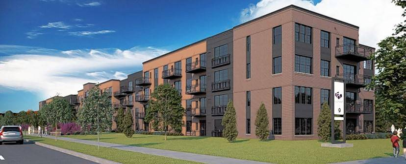 Next up for Schaumburg's former Motorola campus: 260 apartments