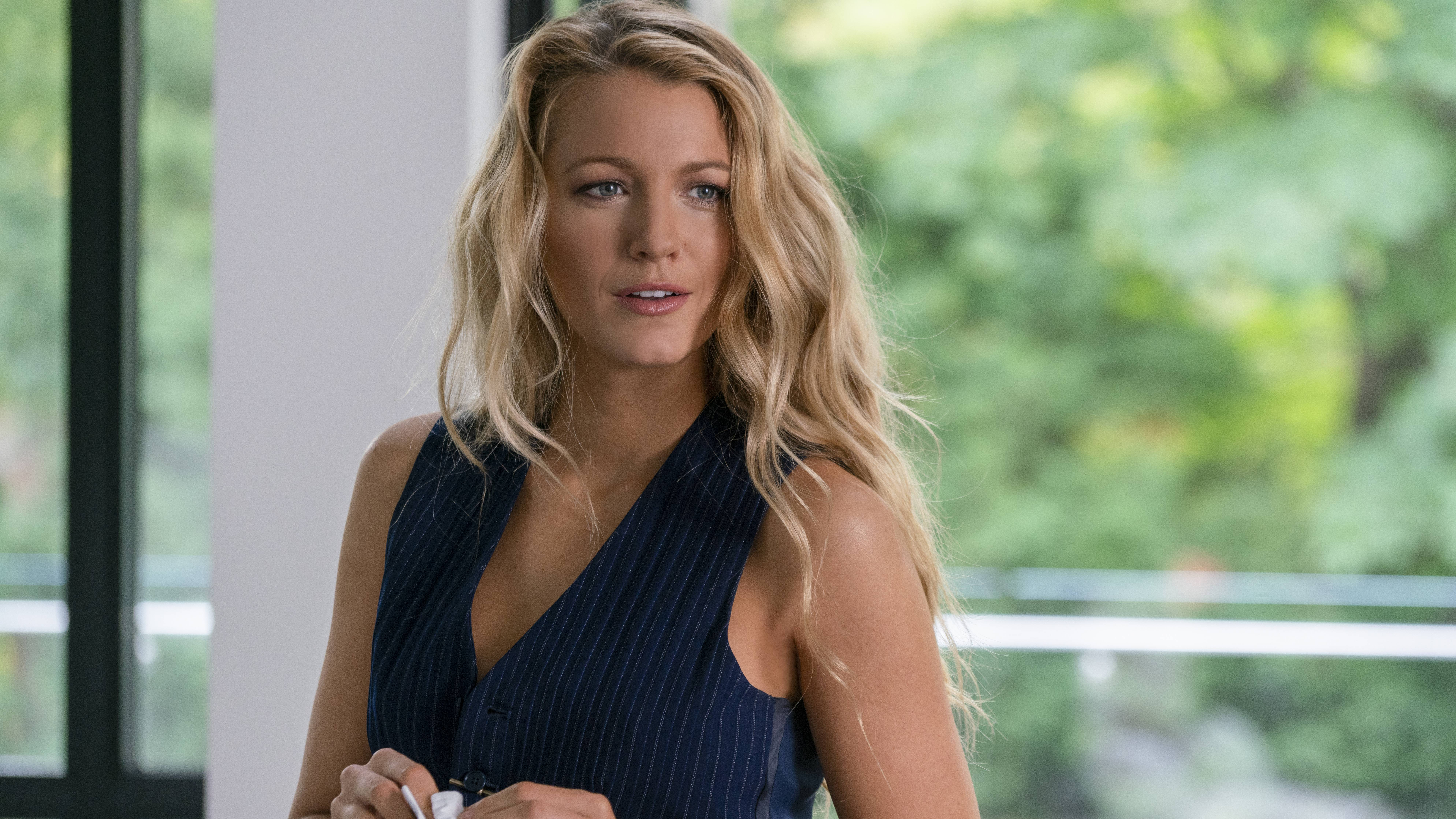 "A fashion publicist (Blake Lively) goes missing after leaving her son with a friend in ""A Simple Favor."""