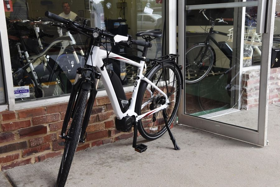 Brothers hopping on e-bike trend by opening Palatine shop