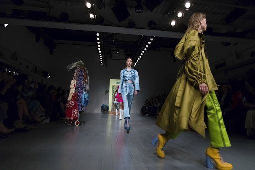 London Fashion Week Kicks Off In Style Amid Brexit Concerns