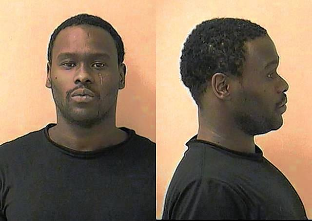 Savaughn A. Strickland faces felony charges in Kane and Kendall counties.