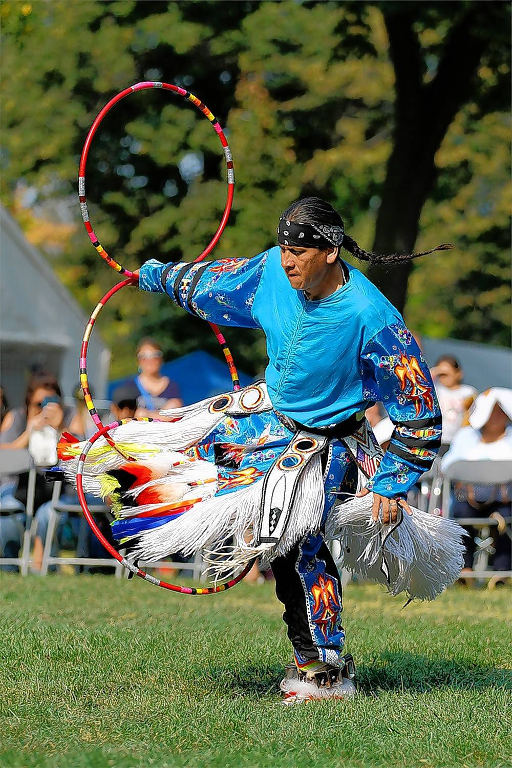 Cultural demonstrations, dance and music are part of Midwest SOARRING's Harvest Pow Wow this weekend in Naperville.