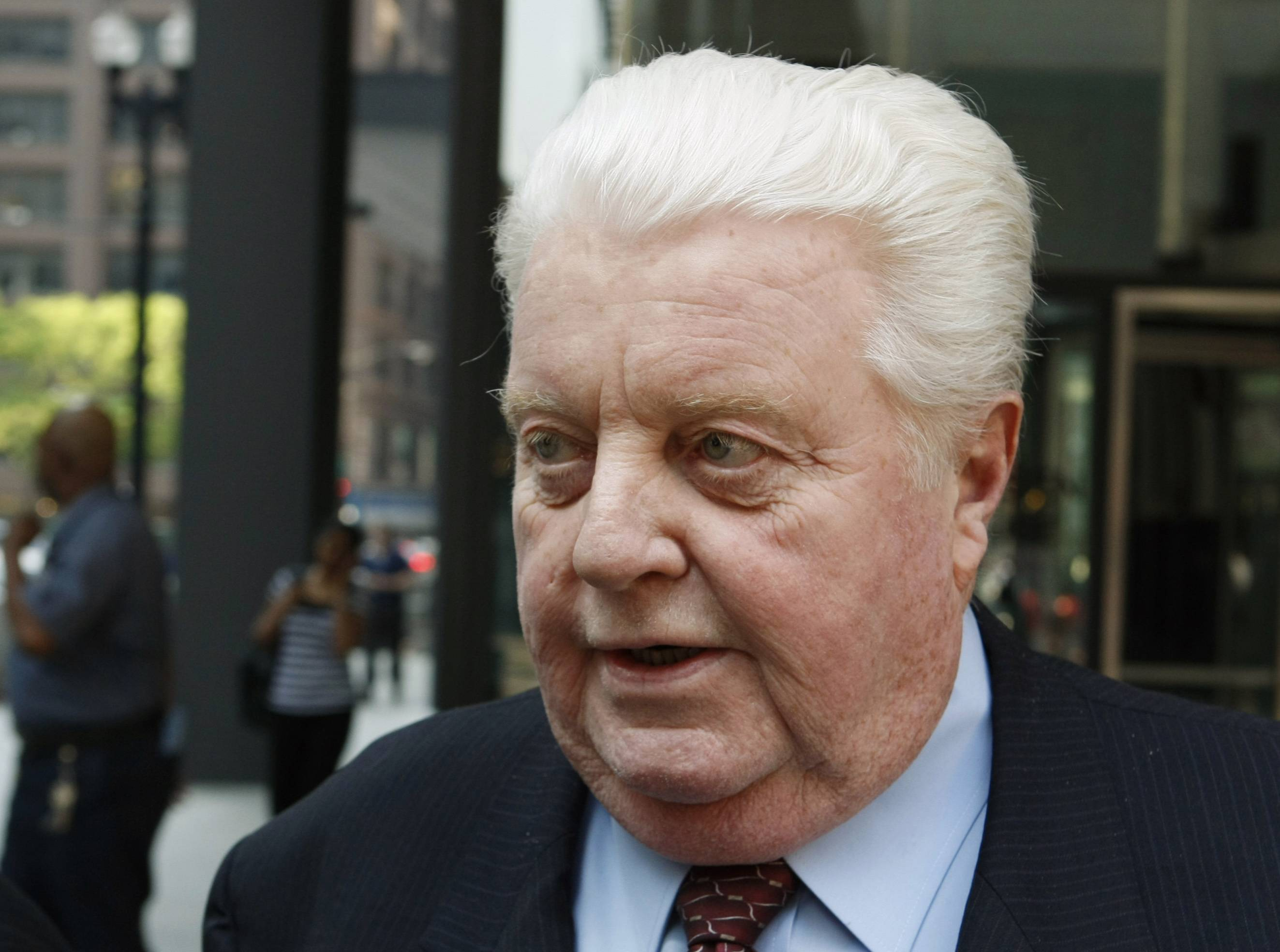 Former Chicago police Cmdr. Jon Burge was sentenced to 4½ years in prison for lying under oath in lawsuits connected to police torture.