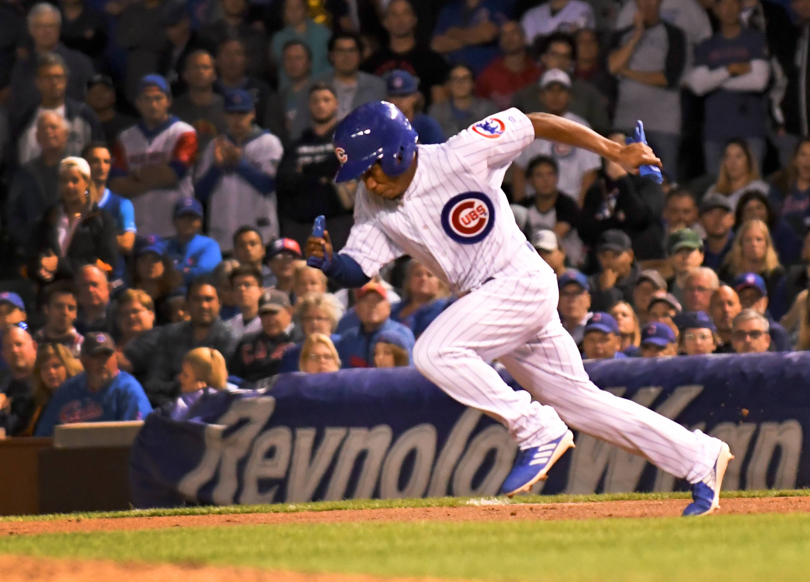 Terrance Gore has been a designated pinch runner during his tenure with the Cubs.