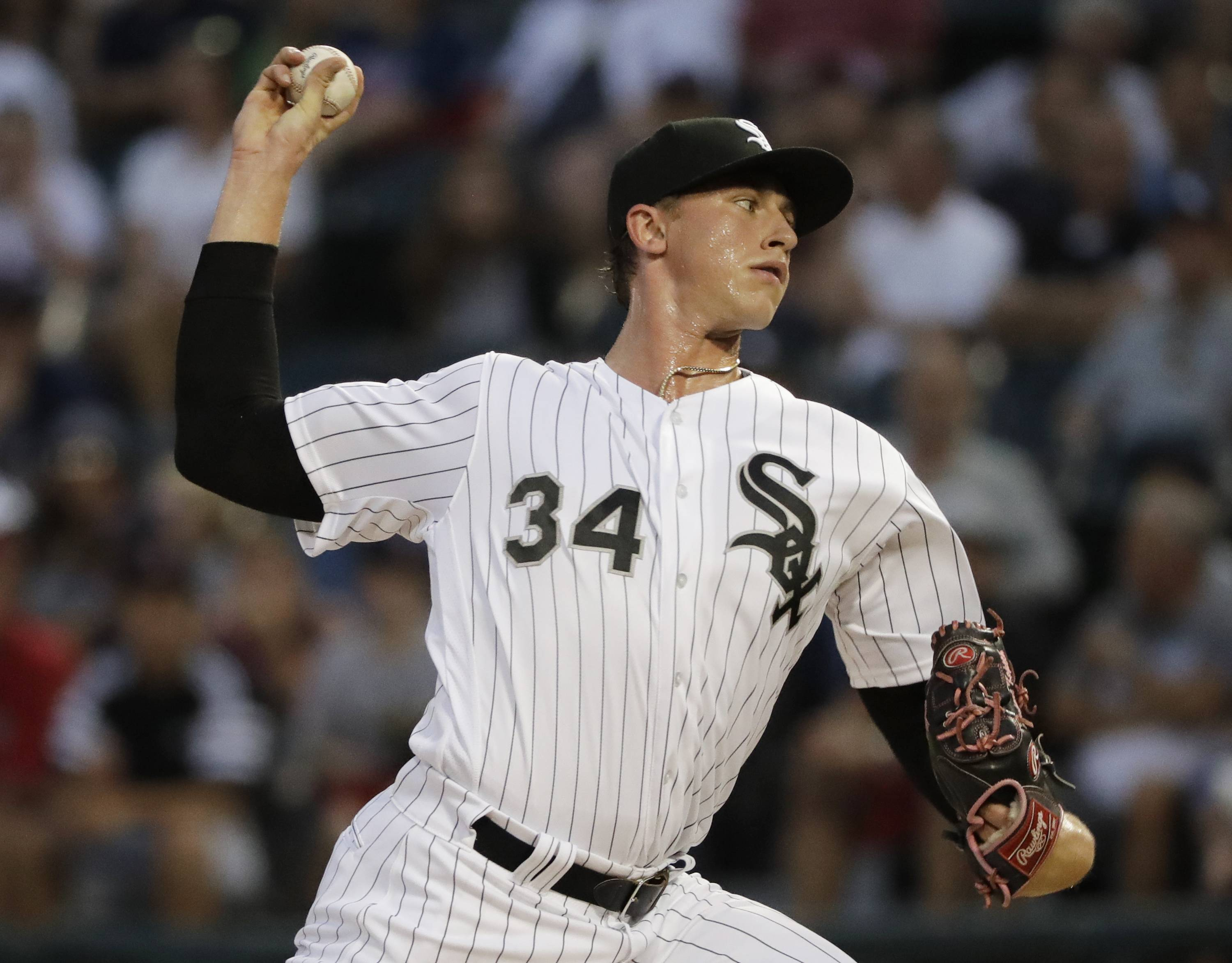 White Sox pitcher Michael Kopech had successful Tommy John surgery and is expected back in 2020.