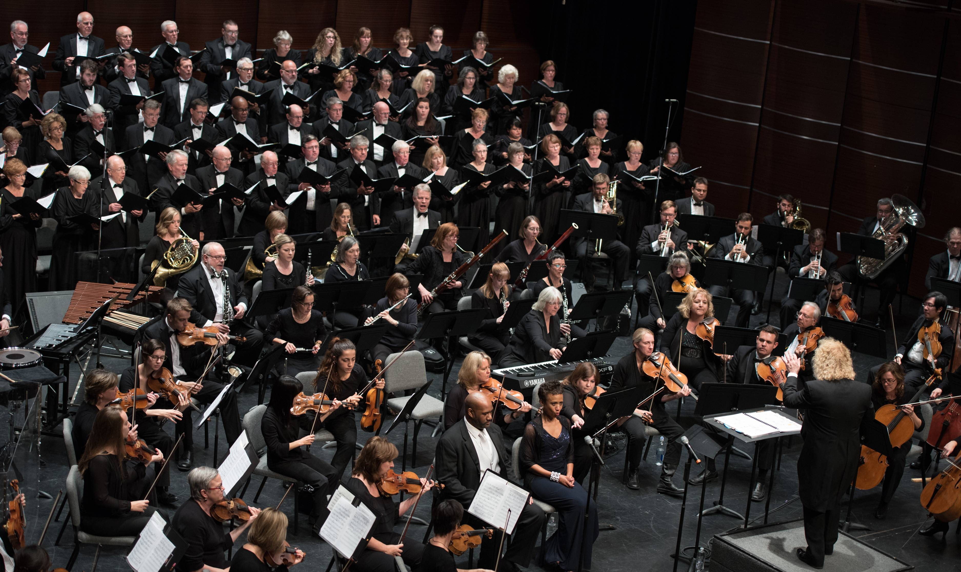 """Show Boat & Show Tunes"" will take place at 3 p.m. and 7:30 p.m. on Saturday, September 29 and at 3 p.m. on Sunday, September 30 at McAninch Arts Center on the grounds of College of DuPage in Glen Ellyn.Courtesy of New Philharmonic"