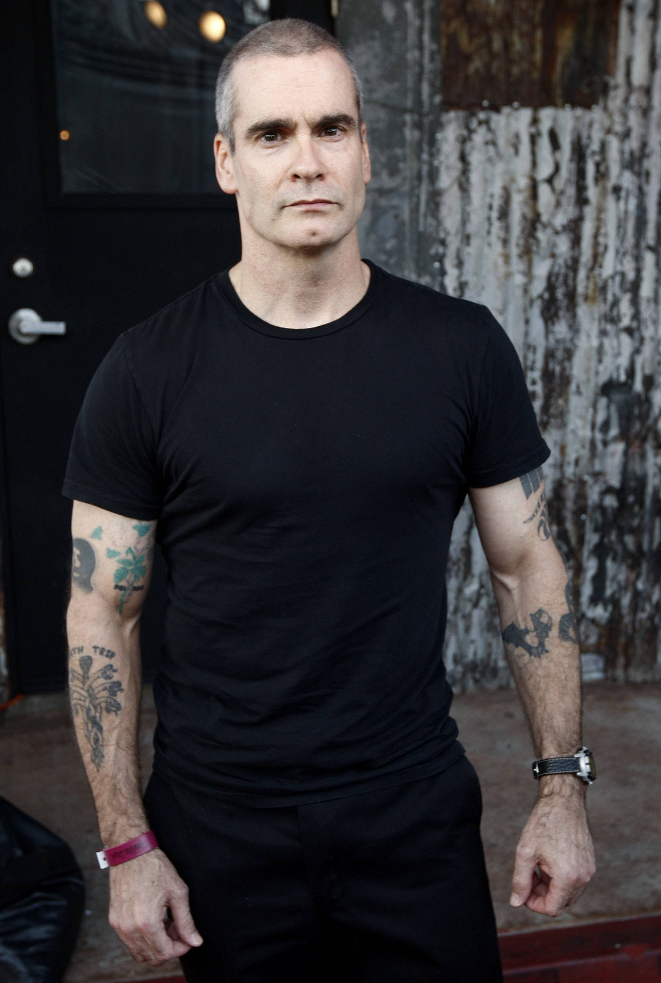 "Henry Rollins brings his ""Travel Slideshow Tour"" for two nights at Chicago's Thalia Hall Monday and Tuesday, Sept. 24-25."