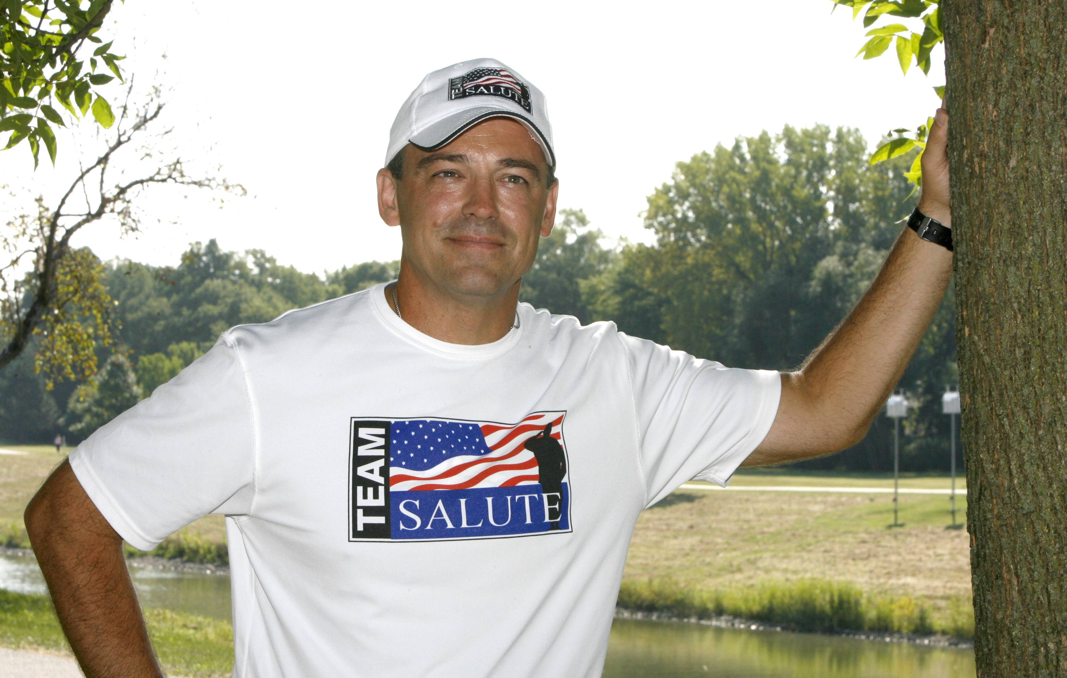 Will Beiersdorf founded Palatine-based Salute Inc. in 2003 to help out fellow veterans financially. Today he serves as executive director of the Road Home Program at Rush University Medical Center. It provides a range of services to veterans and their family members.