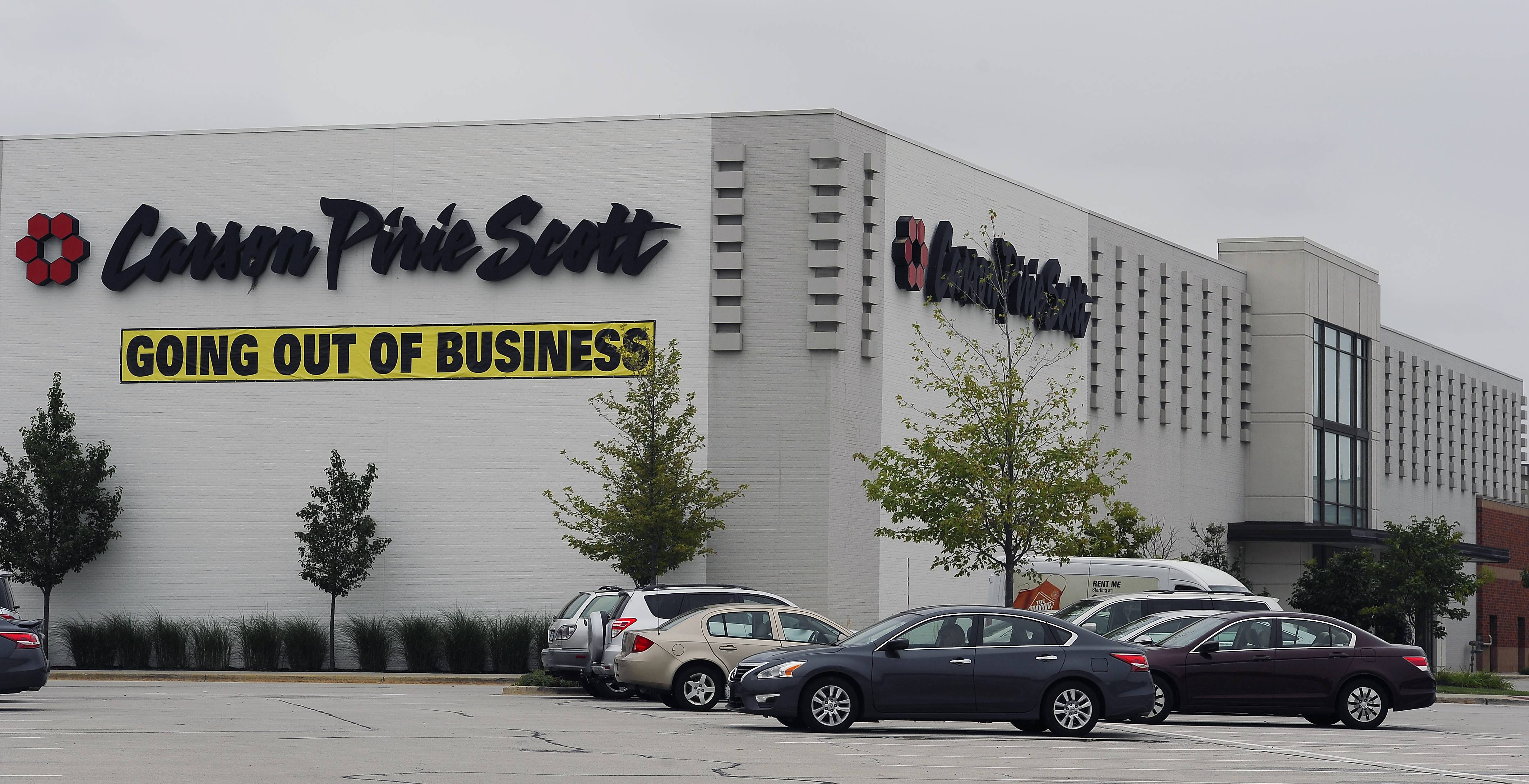Carson's at Randhurst Mall in Mount Prospect and all the others closed last month. A technology company bought the bankrupt retailer, relaunched the website and is expected to open some stores.