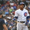 Addison Russell placed on leave; Cub denies ex-wife's domestic violence claims
