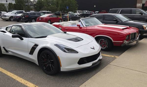 Sales Of Muscle Cars Could Be A Sign Of Peril
