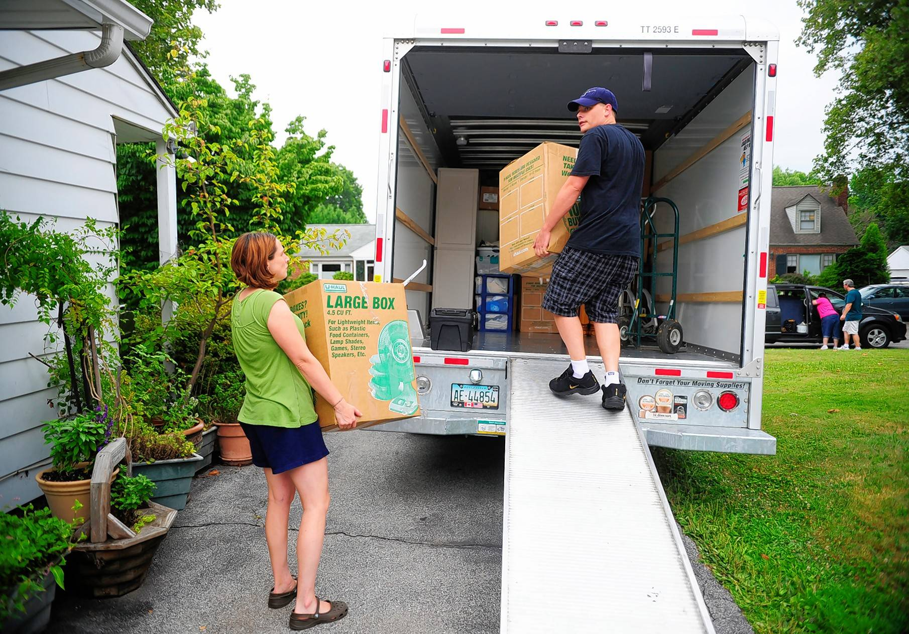 Moving to a new place can be taxing, emotionally and financially. Preparing a budget can help.