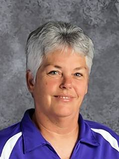 Barbara Taylor, physical education teacher at Hampshire Middle School, died Thursday morning after she fell at the school.