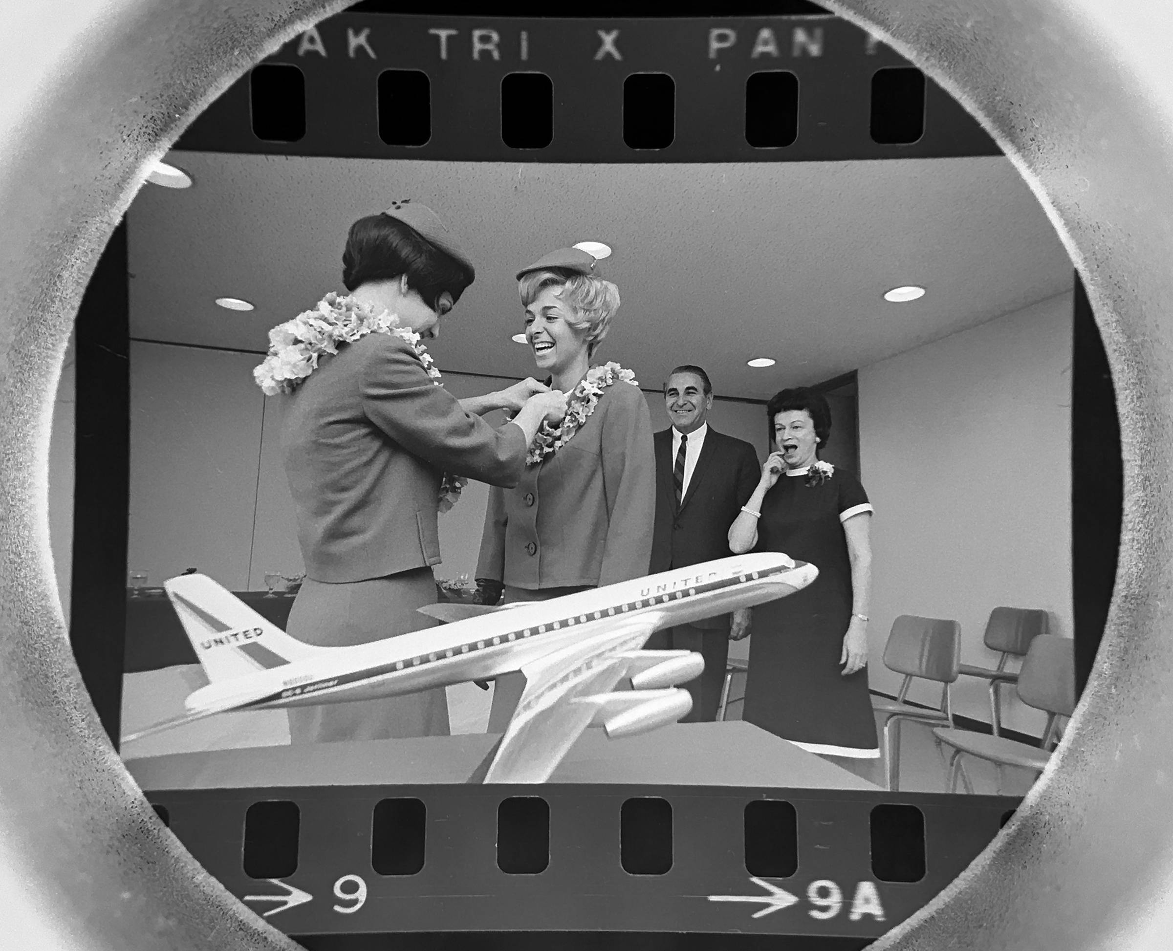 Images: Through the Film Magnifier: Jackie Gleason, John Travolta, Stewardess School, Singng Nuns and more