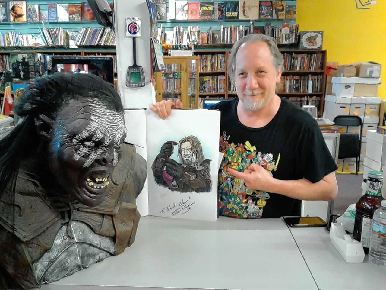 Mount harass comic book adult
