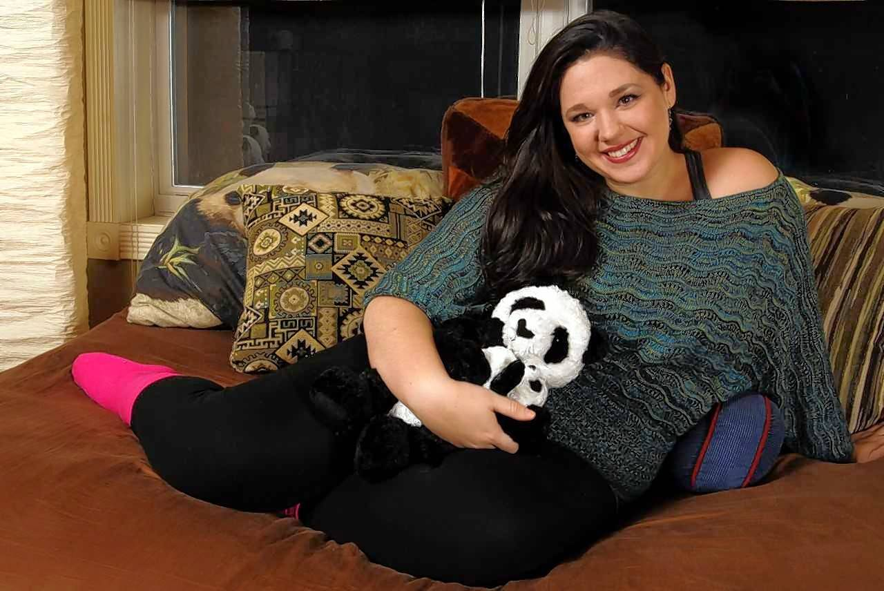 "When a friend dragged her to a ""cuddle party,"" Keeley Shoup thought it would be ""awkward, uncomfortable and creepy."" Instead, she found her calling as a professional cuddler and director of this weekend's Cuddlexpo in Rosemont."