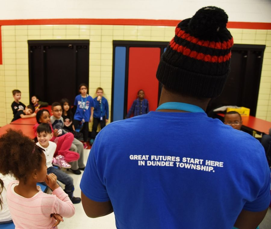 The Boys and Girls Clubs of Dundee Township is searching for a new chief executive officer to lead its eight club sites and nearly 2,000 members.