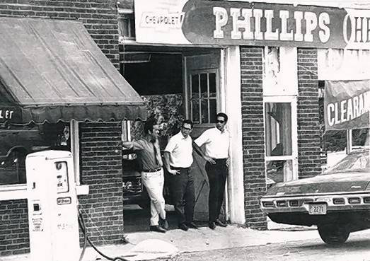 Phillips Chevrolet, Which Opened In Downtown Frankfort In 1968, Is  Celebrating Its 50th Anniversary