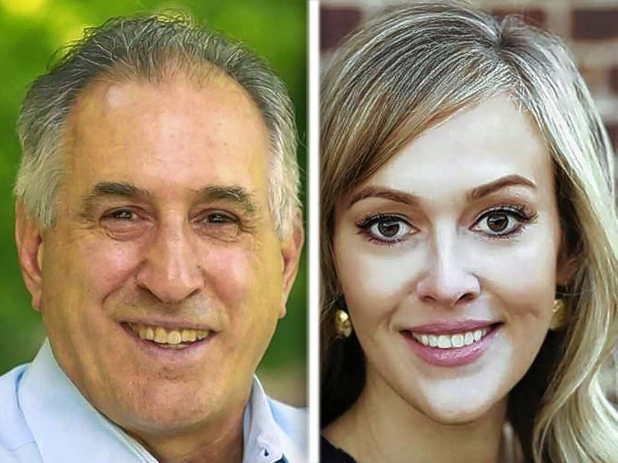Democratic incumbent Marty Moylan and Republican challenger Marilyn Smolenski are candidates for the 55th state House District seat.