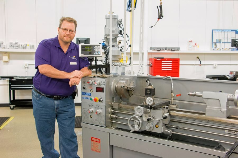 MCC alum becomes Manufacturing Technology instructor