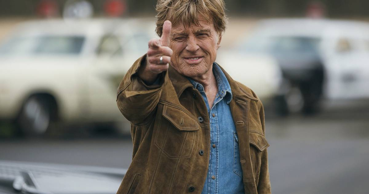 27cf14a6522 Movie review: Robert Redford charms as dapper bank robber in 'The Old Man &  The Gun'