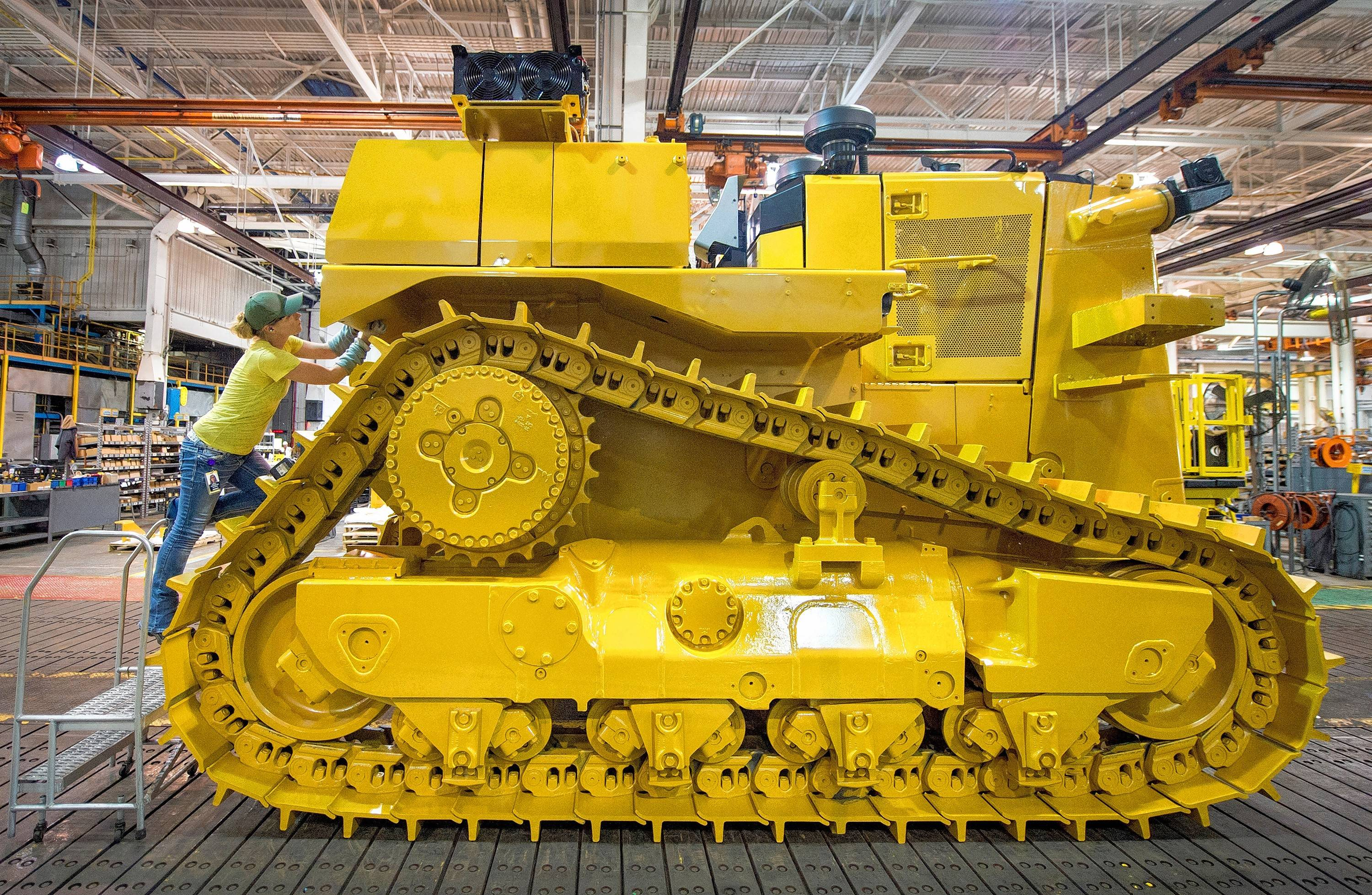 Illinois 200: Caterpillar's long central Illinois history, and its HQ move to the suburbs