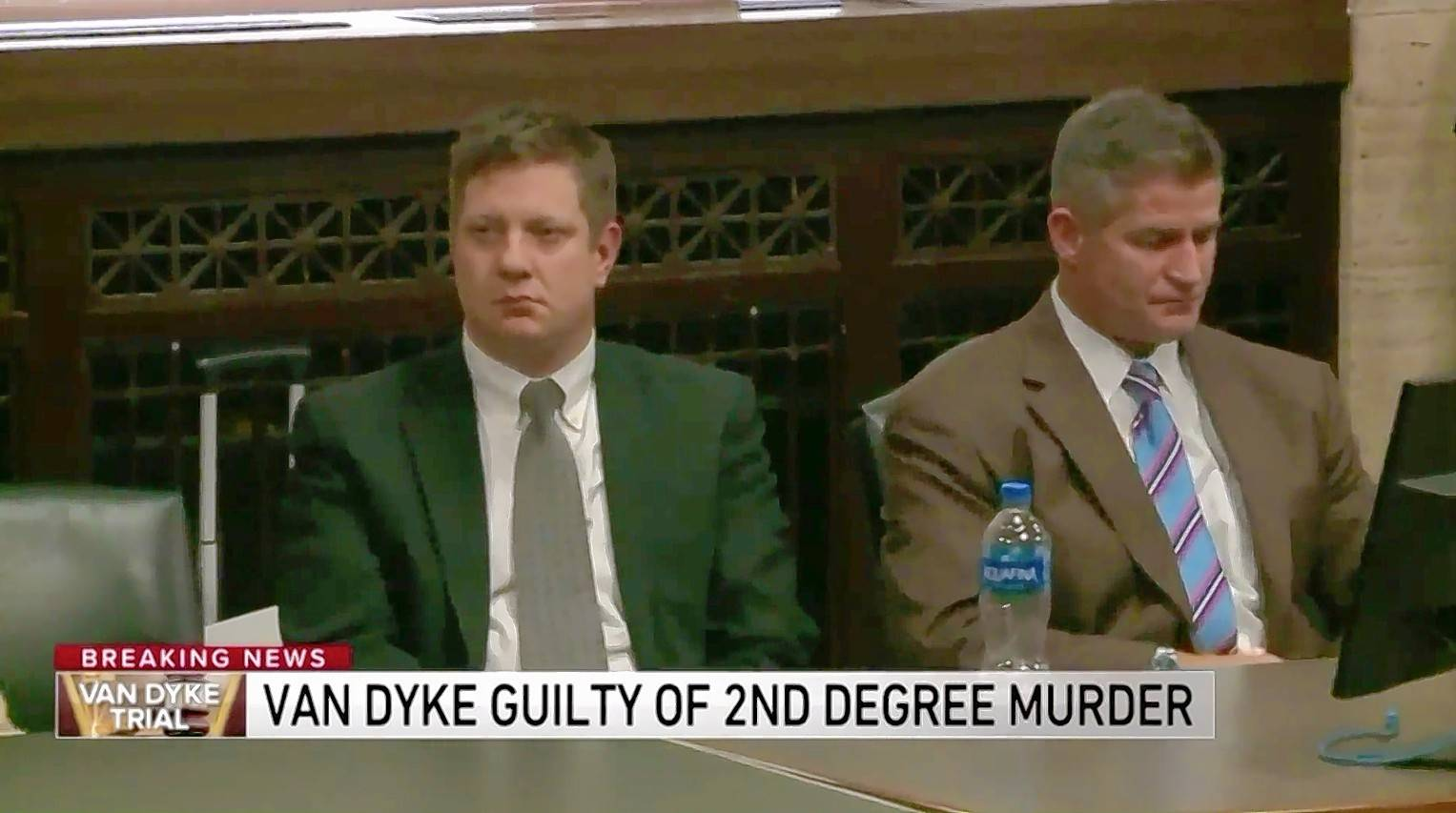 Robservations: Van Dyke trial coverage wins praise -- and viewers