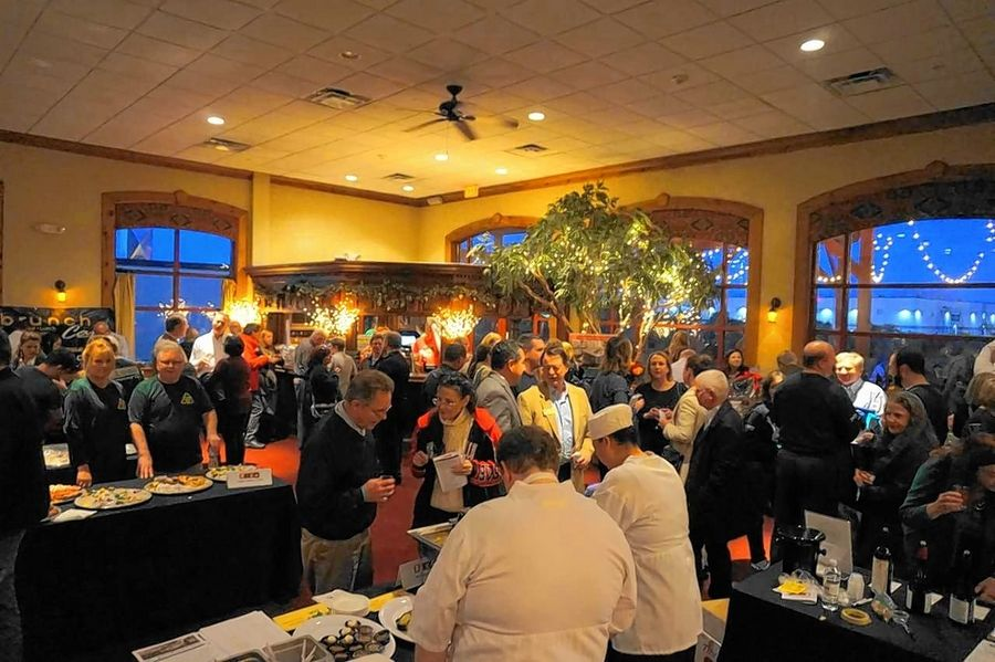 The Barrington Area Chamber of Commerce will host its 15th annual Great Barrington Area TasteFest from 5 to 8 p.m. Wednesday, Oct. 24, at The Onion Pub and Brewery in Lake Barrington.