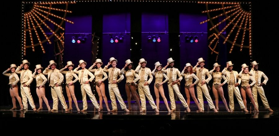 """A Chorus Line"" continues through Nov. 3 at the Metropolis Performing Arts Centre in Arlington Heights."