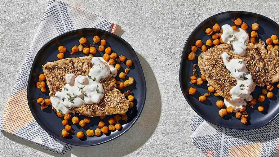 You've probably got all the spices you need in your pantry to make Za'atar Chicken With Chickpeas and Yogurt.