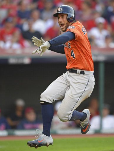 Easy as 1-2-3: Astros put on spectacular show in ALDS sweep