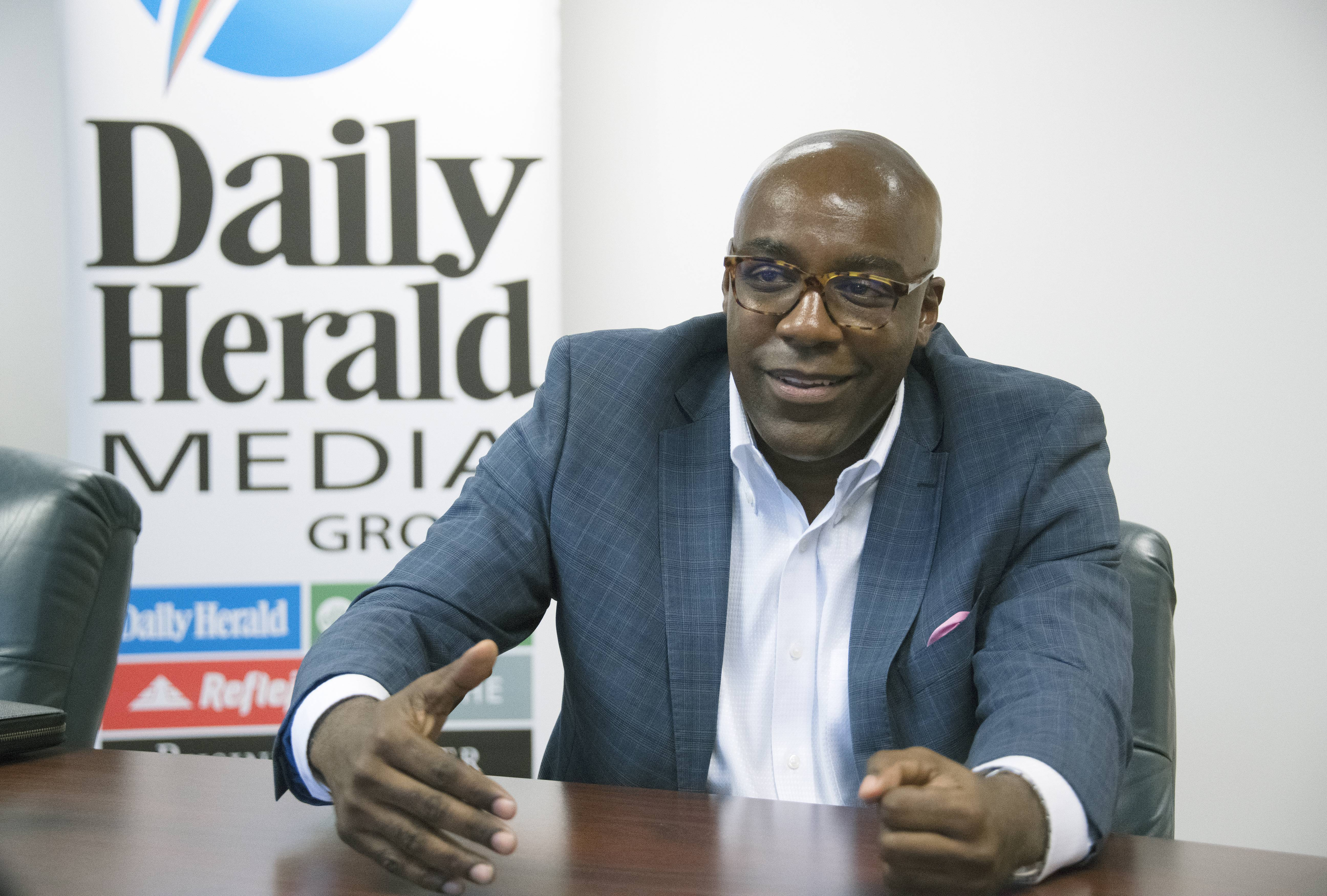 The Daily Herald endorses Democrat Kwame Raoul for Illinois attorney general.