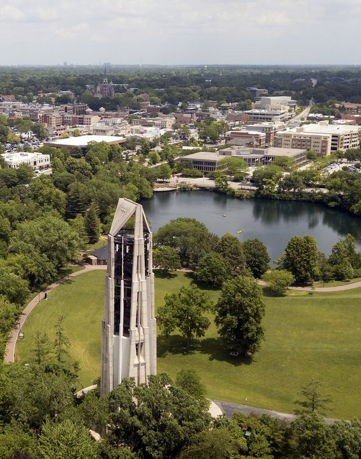 Cost estimates for fixing cracked concrete and corroded exterior steel at Moser Tower in Naperville, which holds the Millennium Carillon, could be available in December.