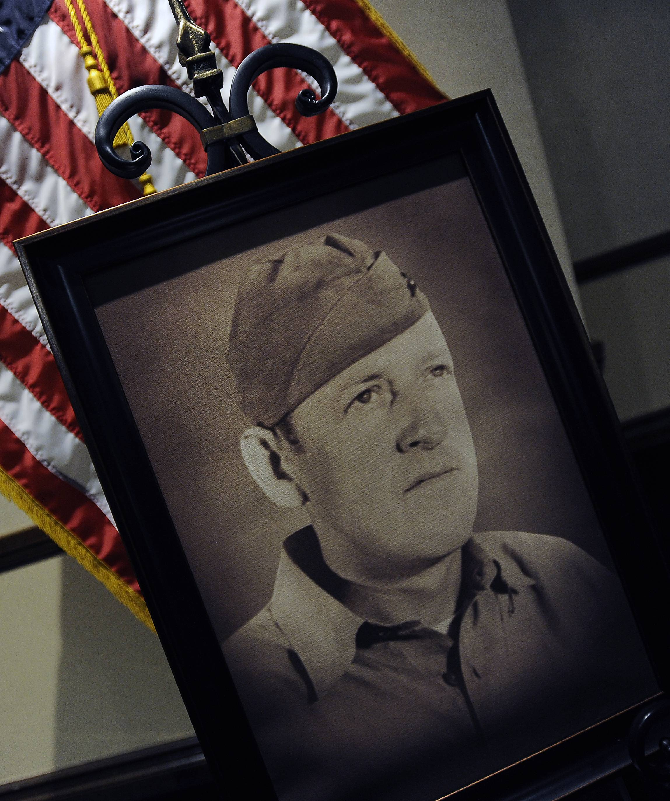World War II Marine killed in 1943 coming home to suburbs today