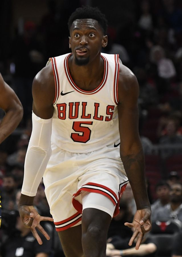 Bulls send Parker, Lopez to bench, roll past Pacers