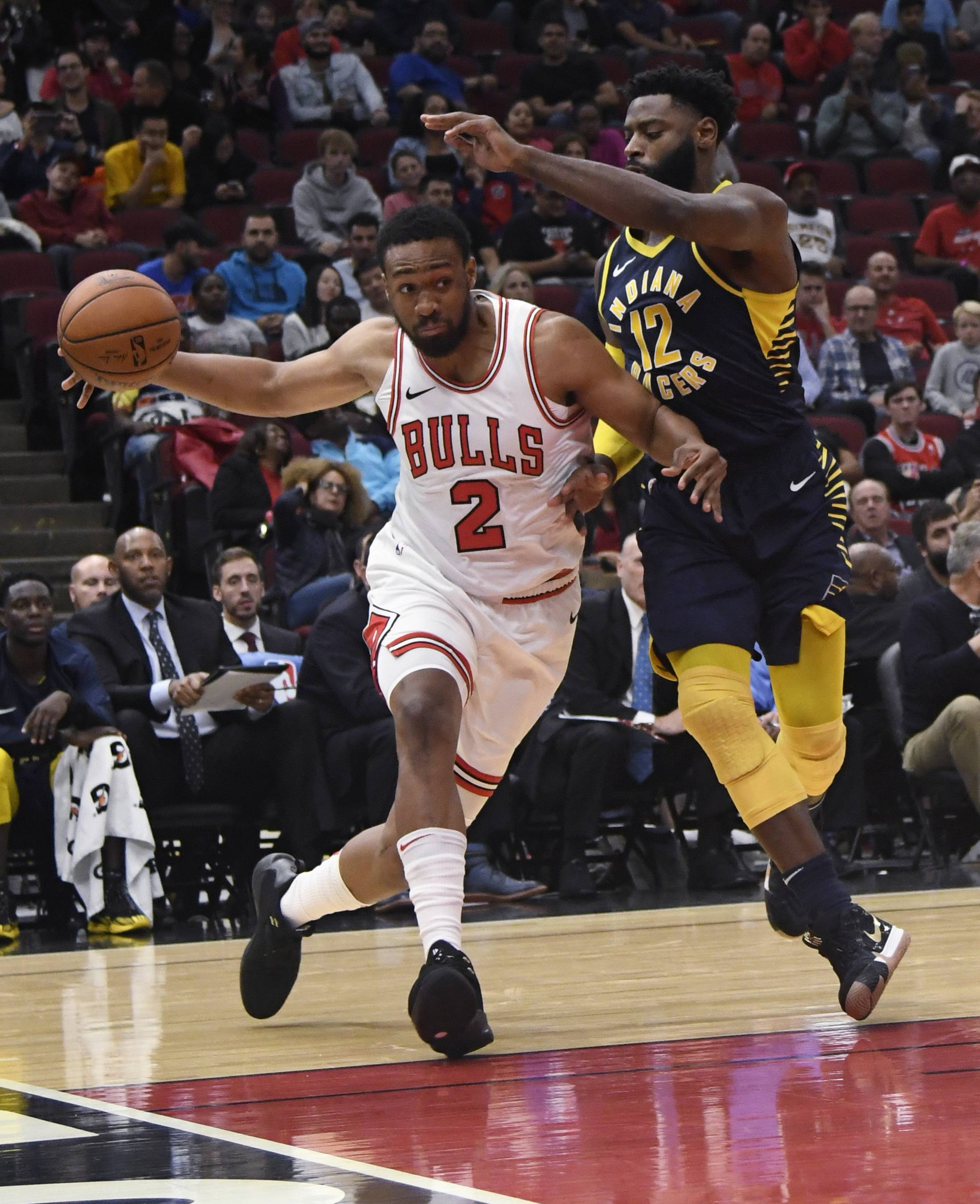 Parker's Chicago Bulls expectations should be lowered, but is he OK with that?