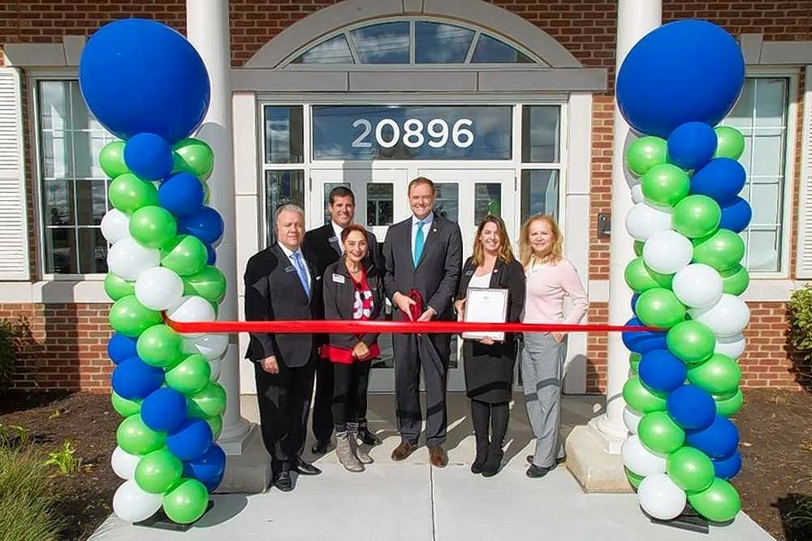 Bank leaders at Fifth Third Bank held a grand opening and ribbon cutting at its new Kildeer Banking Center at 20896 N. Quentin Road on Thursday, Oct. 11.