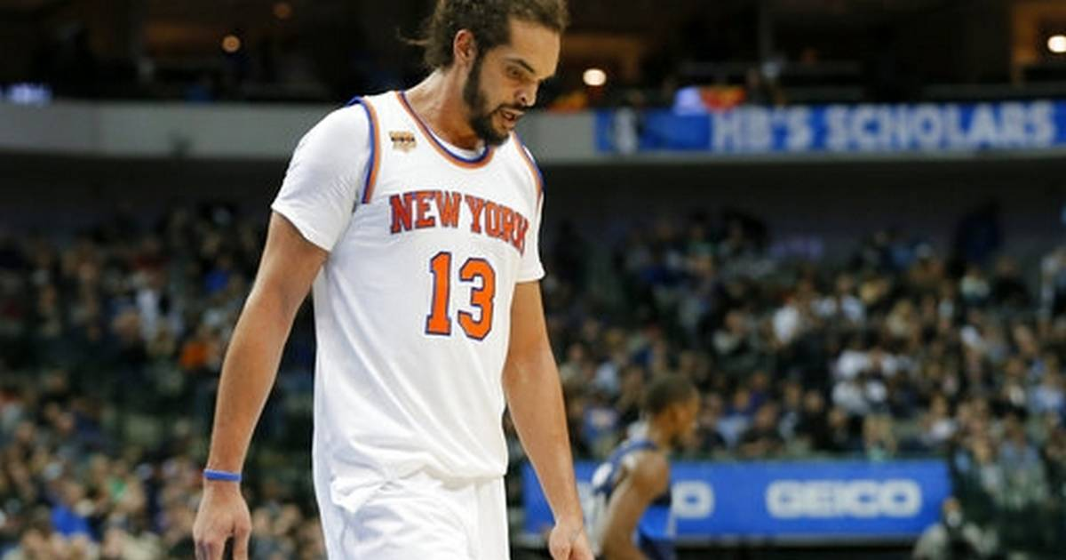 439b93bee Knicks waive Joakim Noah after just 2 seasons