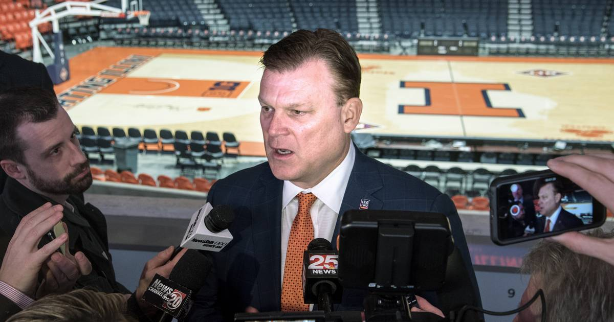 Underwood laying foundation for future success at Illinois