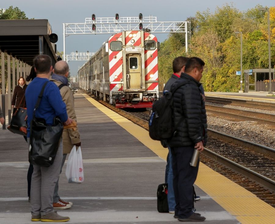 Enjoy that express train while you can. Commuters waiting for the Metra BNSF train in Naperville might not see any service cuts in 2019 but other riders on less-popular routes could amid a funding crisis.