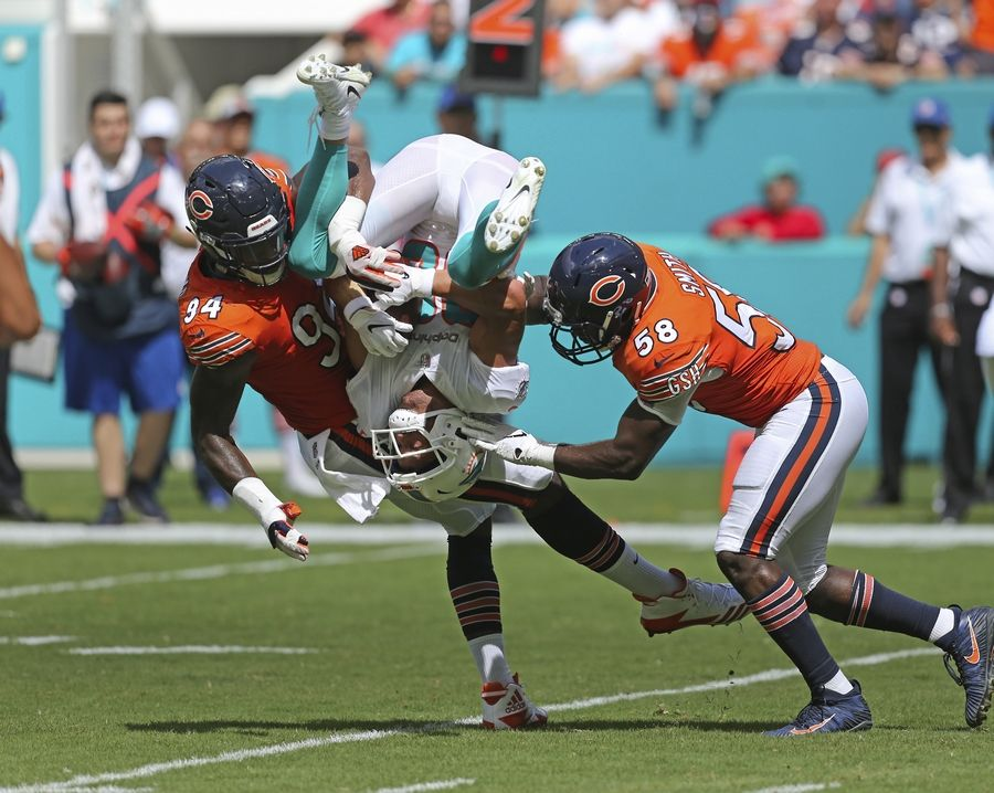 buy online 0899d 855f8 Bears tackling missing in action against Miami Dolphins